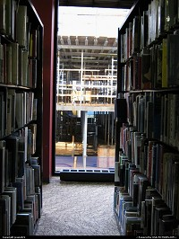 Photo by jessie824 | Washington  library, books, construction, stacks, dc, mlk