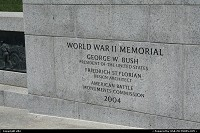 Photo by elki | Washington  World war II monument washington