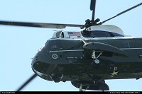 George w bush junior helicopter