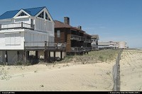 Photo by elki | Rehoboth Beach  house, beach, sand