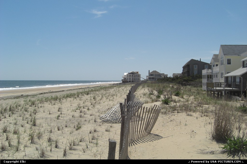 Picture by elki: Rehoboth Beach Delaware   beach