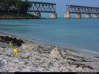 Photo by MnMCarta | Big Pine Key  bahhia honda,beach,bridge,sand,#1 in the world,florida