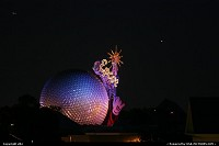 Photo by elki | Epcot  epcot, dome, disney