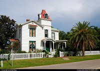 Fernandina Beach : Pippi Longstockings House