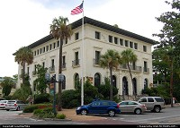 Photo by LoneStarMike | Fernandina Beach  post, office,