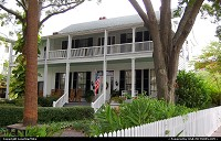 Photo by LoneStarMike | Fernandina Beach  historic, home