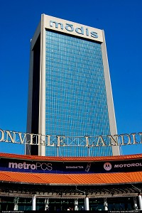 Photo by LoneStarMike | Jacksonville  skyscraper