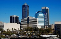 Photo by LoneStarMike | Jacksonville  skyline, skyscraper