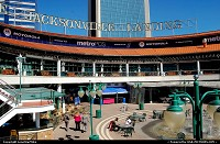 Outdoor Plaza at Jacksonville Landing