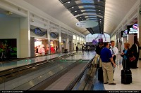 Photo by LoneStarMike | Jacksonville  airport, terminal, concourse