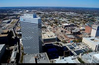 Photo by LoneStarMike | Jacksonville  Skyscraper, observation, dining, lounge, skyline