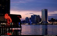 Photo by LoneStarMike | Jacksonville  skyline