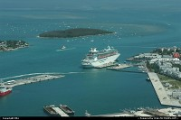 Florida, Key West from above