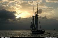 Key West : Sunset at Key West, Florida