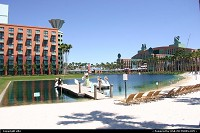 Lake Buena Vista : The Walt Disney Swam and Dolphin resort, near Epcot