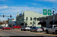 Photo by LoneStarMike | Live Oak  downtown, street