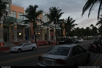 Photo by elki | Miami Beach  Miami beach art deco