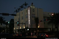 Photo by elki | Miami Beach  Miami beach, ocean drive art deco