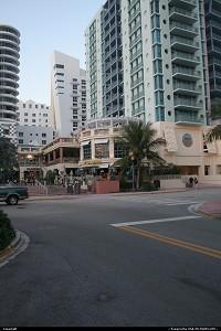 Miami Beach : Art deco at miami beach