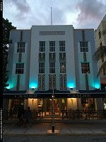 Floride, Miami Beach, art deco district