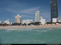 Photo by WestCoastSpirit | Miami Beach  MIA, beach, sea, sun