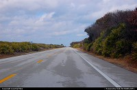 Not in a City : Highway A1A between St. Augustine and Jacksonville