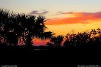 Not in a City : Florida Sunset in Mayport, FL outside of Jacksonville