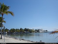Not in a City : A lovely place on Overseas Highway through the Keys