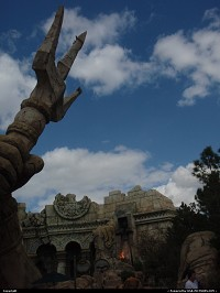 Photo by elki | Orlando  universal park adventure island
