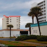 Photo by LoneStarMike | Ormond Beach  condos, beach