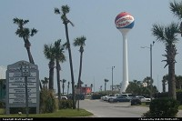 Pensacola : Arriving Pensacola Beach. I was there in 2001. Things change for sure. See picture #760 for reference