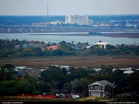 Florida, View from the St. Augustine Lighthouse