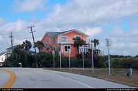 Florida, Beach house in St. Augustine