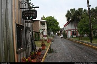 St. Augustine is the county seat of St. Johns County , Florida, in the United States. It is the oldest continuously occupied European and African-established city, and the oldest port, in the continental United States. Here the oldetown.