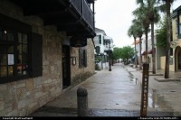 Saint Augustine : Another nice construction in historic downtown. Saint Augustine is the oldest continuously occupied European and African-established city, and the oldest port in the continental United States