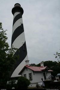 Saint Augustine : Saint Augustine light house