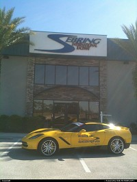 , Sebring, FL, SEBRING RACEWAY HEADQUARTERS AND 12 HRS PACE CAR