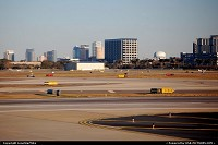Photo by LoneStarMike | Tampa  aiport, skyline