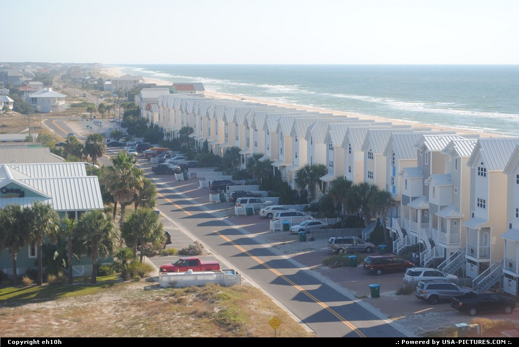Picture by eh10h:ApalachicolaFloridabeach, condo