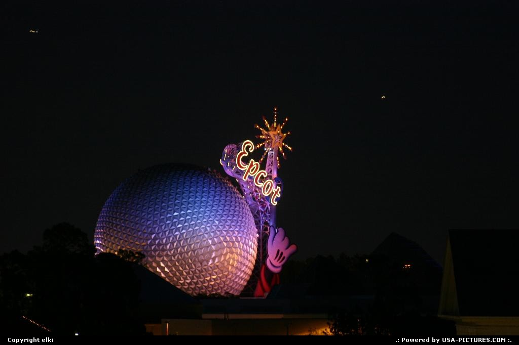 Picture by elki: Epcot Florida