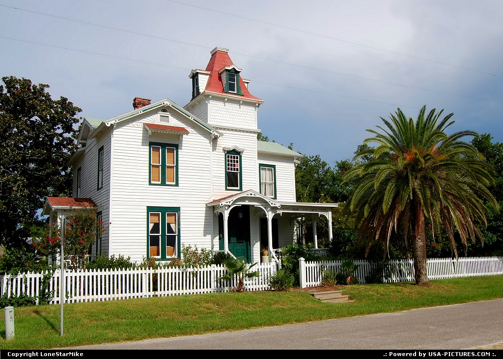 Picture by LoneStarMike: Fernandina Beach Florida   house