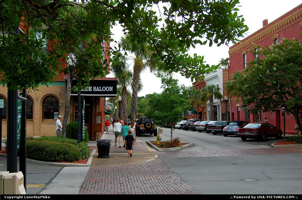 Picture by LoneStarMike: Fernandina Beach Florida   downtown