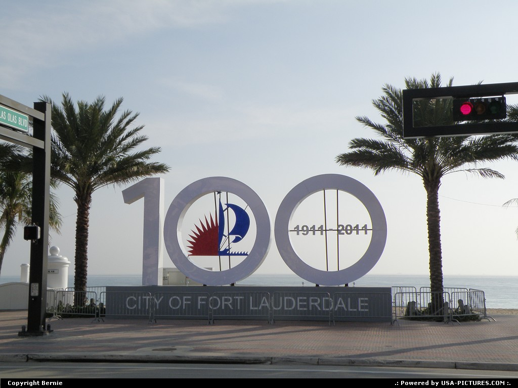 Picture by Bernie: Fort Lauderdale Florida
