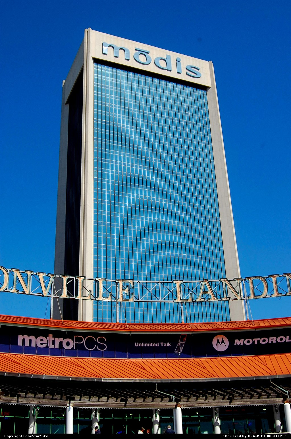 Picture by LoneStarMike: Jacksonville Florida   skyscraper
