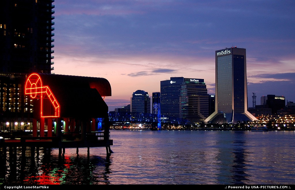 Picture by LoneStarMike: Jacksonville Florida   skyline