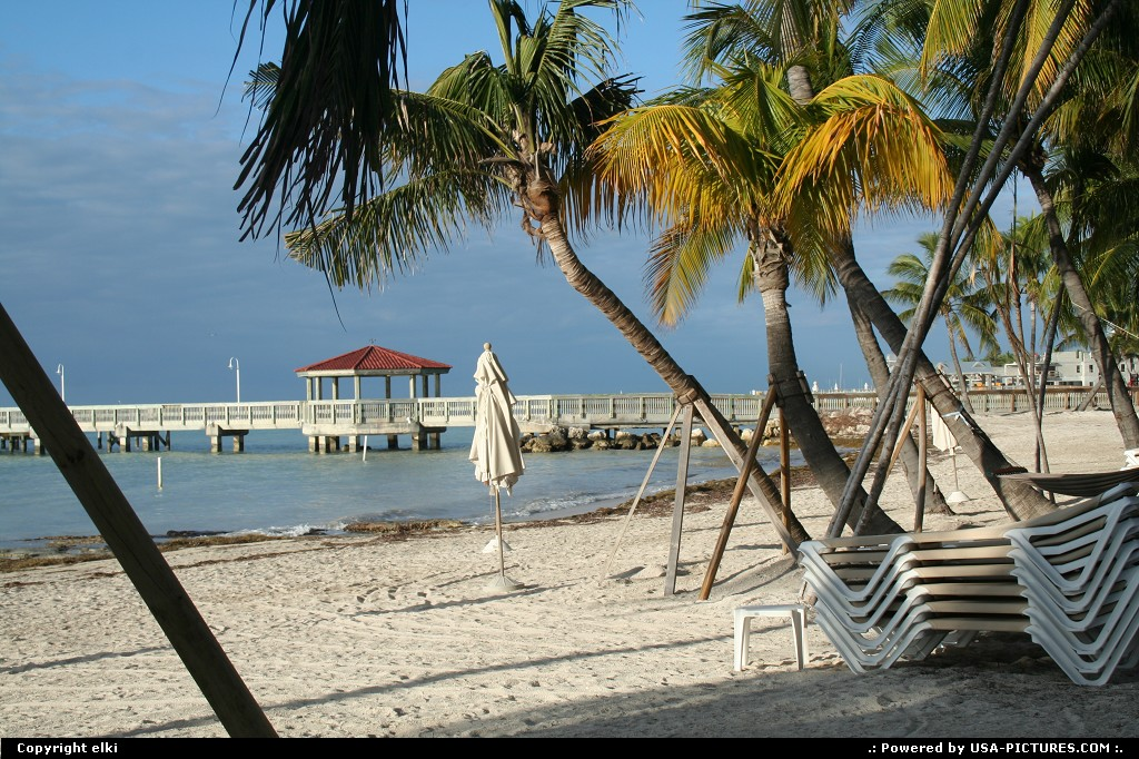 Picture by elki: Key West Florida   beach key west