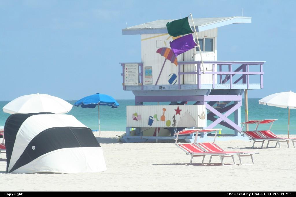 Picture by elki:Miami BeachFloridaMiami beach