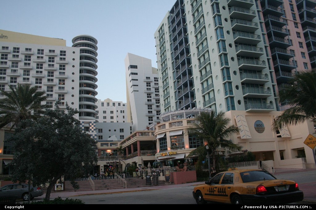 Picture by elki: Miami Beach Florida   miami beach artdeco