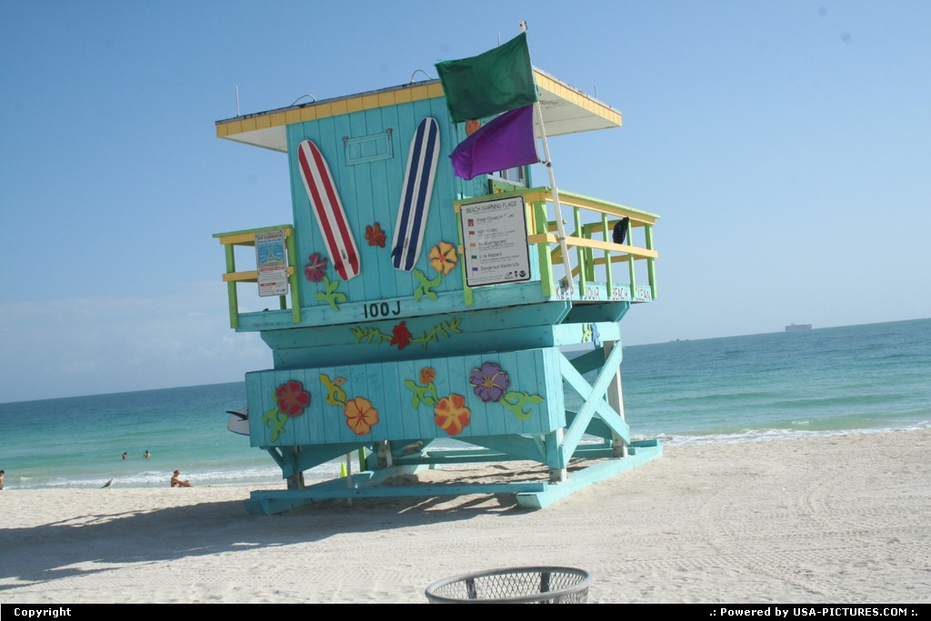 Picture by elki: Miami Beach Florida   Miami Beach