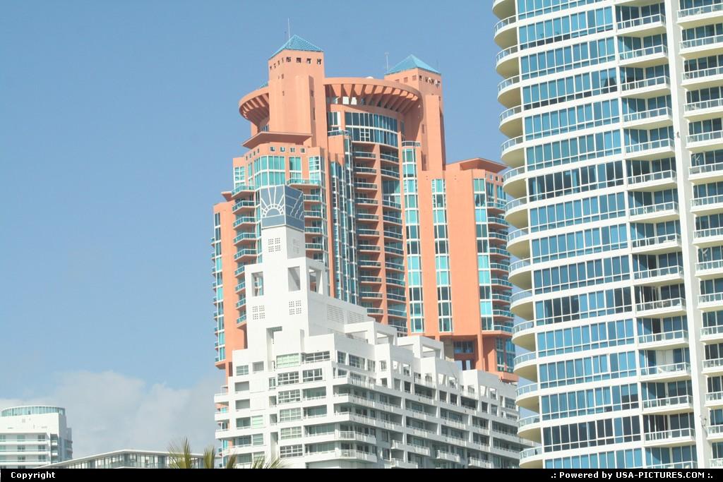 Picture by elki:Miami BeachFloridabuildings miami beach